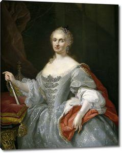 Бонито Джузеппе. Королева Мария Амалия Саксонская