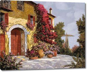 Итальянский домик