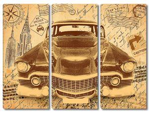 Старая машина