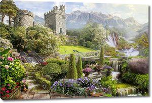 Замок и парк