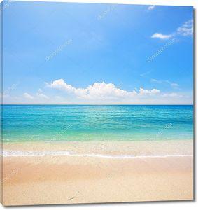 Море с красивым видом