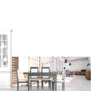 Дизайн интерьера современной гостиной. 3D визуализация