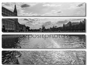 Вид на Москву от Москвы-реки