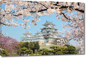 Замок в Японии