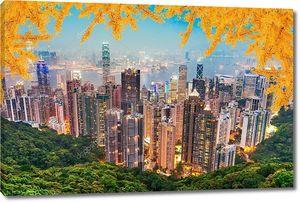 Небесная линия Гонконга