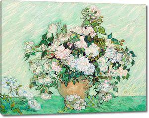 Ван Гог. Розы 1890