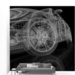 Модель автомобиля
