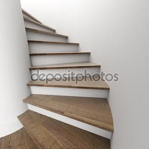 вьющаяся лестница