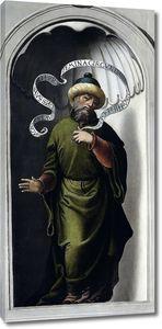 Корреа де Вивар Хуан. Пророк Иеремия