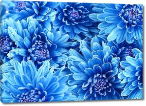 Красивое панно цветов