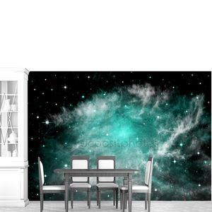 Галактика в мировом пространстве