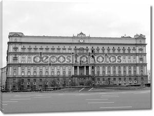 КГБ в Москве