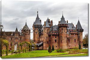 Замок де Хаар