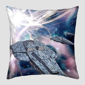 Космический корабль к Сверхновой звезде