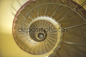 Sanganeb маяке обмотки винтовая лестница