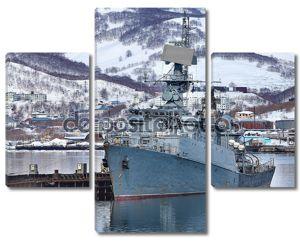 Российский военный корабль