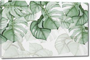 Тропические лисья с тенями