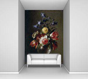 Арельяно Хуан де. Цветы в вазе I