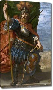 Кардучо Висенте. Атаульф, король вестготов