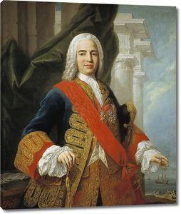 Амигони Якопо. Зенон де Сомодевилья и Бенгочеа, маркиз де ла Энсенада
