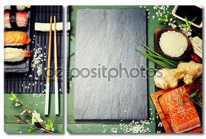 Азиатское продовольственное происхождение
