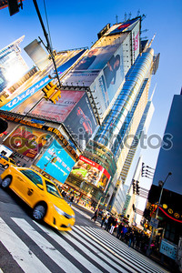 Таймс-Сквер Нью-Йорк Сити