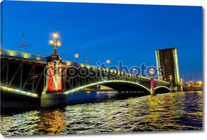 Мост Санкт Петербург, Россия