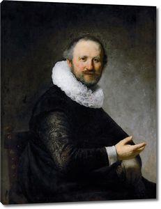 Рембрандт. Мужской портрет