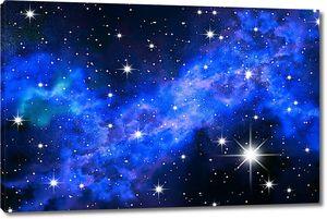 Млечный путь далекой галактики