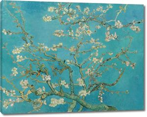 Миндальный цветок, Ван Гог Винсент, 1890
