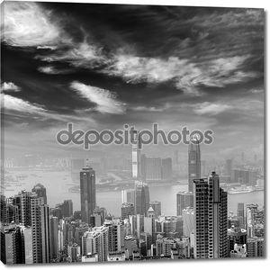 Город небоскребов Гонконга