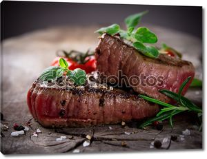 Стейки гриль барбекю