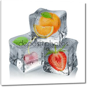 Фрукты замороженные