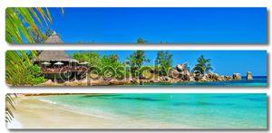 Красивая Сейшельских островов