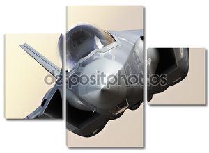 F35-а молния крупным планом