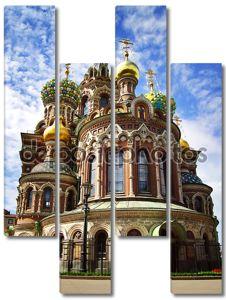 Церковь Спаса на крови. Санкт-Петербург, Россия