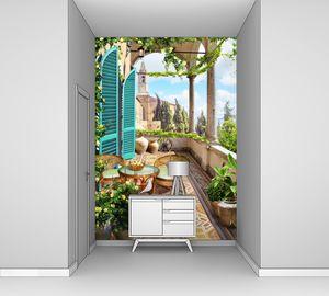 Среднеземноморский балкон