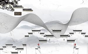 Абстракция на тему китайской стены