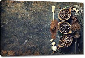 кофе композиция