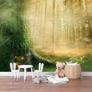 Дом на дереве фантазий
