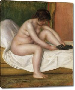 Ренуар. Обнаженная, 1888