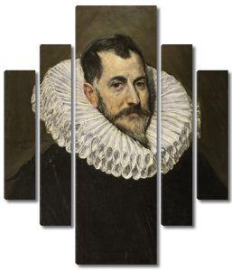 Эль Греко. Портрет рыцаря