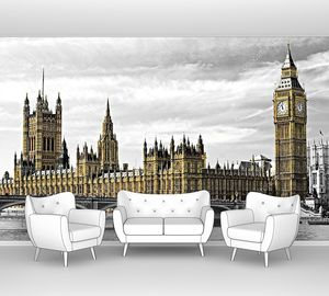 Парламент и Вестминстерский мост