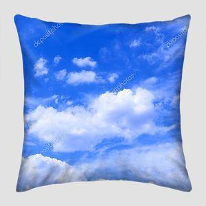Небесно-голубой день