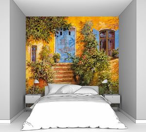 Лестница к дому