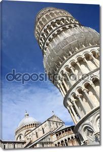 Пиза - Пизанская башня