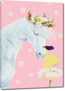 Принцесса с лошадью