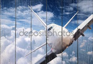 Реактивный самолет