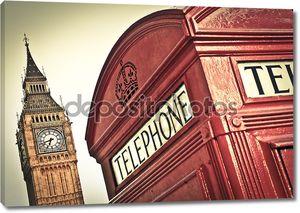 поле Телефон, Лондон