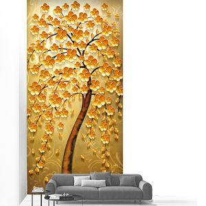 Золотая ива